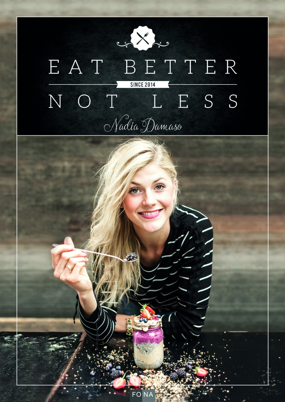 Eat better, not less